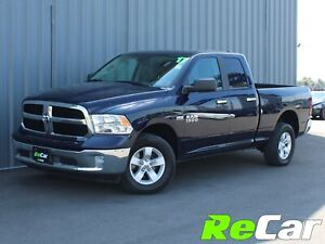 2017 RAM 1500 SLT 4X4 | 5.7L | 8-SPEED | BACK-UP CAM