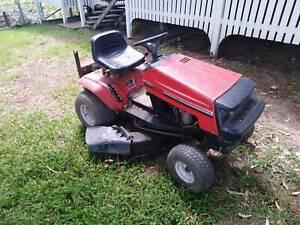 "Sold Pending Pick Up. Ride on mower 12hp 36"" cut- MTD"