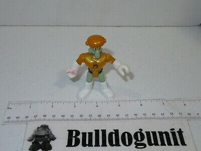 2014 SpongeBob SquarePants Squidward Mattel Toy Set Imaginext Movie Sponge Bob