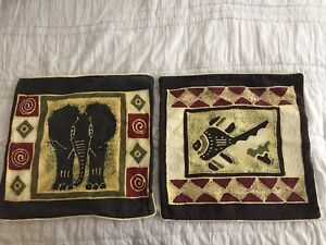 Pillow cases from Zambia