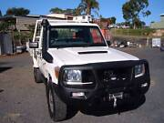 2012 TOYOTA LANDCRUISER VDJ79R MY10 WORKMATE Drayton Toowoomba City Preview