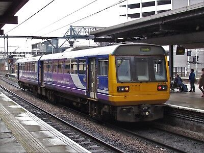 142087 Northern Rail 6x4 Quality British Rail Photo