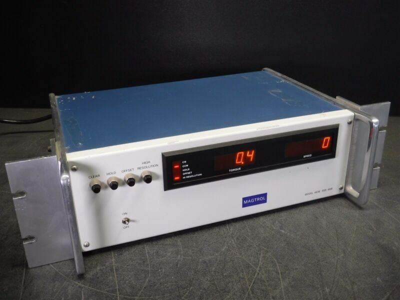 USED MAGTROL DYNAMOMETER # 4618 IEEE-488 READOUT K6