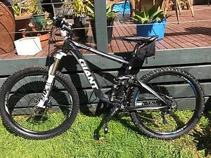 Giant Trance Dual Suspension Mountain Bike Ringwood North Maroondah Area Preview