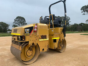 Caterpillar CB22  Vibrating Roller Londonderry Penrith Area Preview