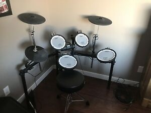 Roland electronic drums.  $900