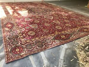 Large Axminster Wool Rug Rugs