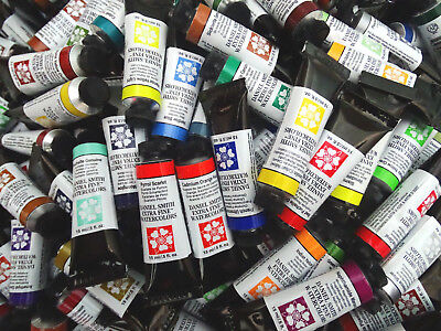 Daniel Craft (Daniel Smith Watercolors, 15 ml, 250 colors, 10% off $50+, flat rate shipping)