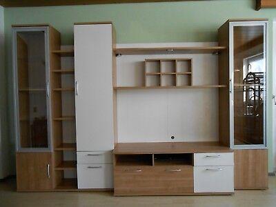 Wohnzimmerschrank Weiss - Design
