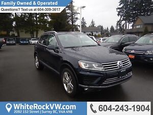 2017 Volkswagen Touareg 3.6L Execline BC Driven, Bluetooth, H...