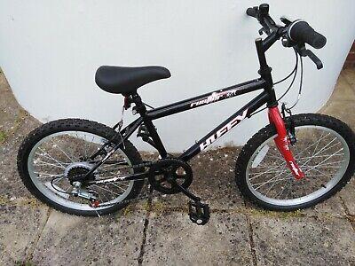 Huffy Rustler 20 inch Wheel Size Kids Bike