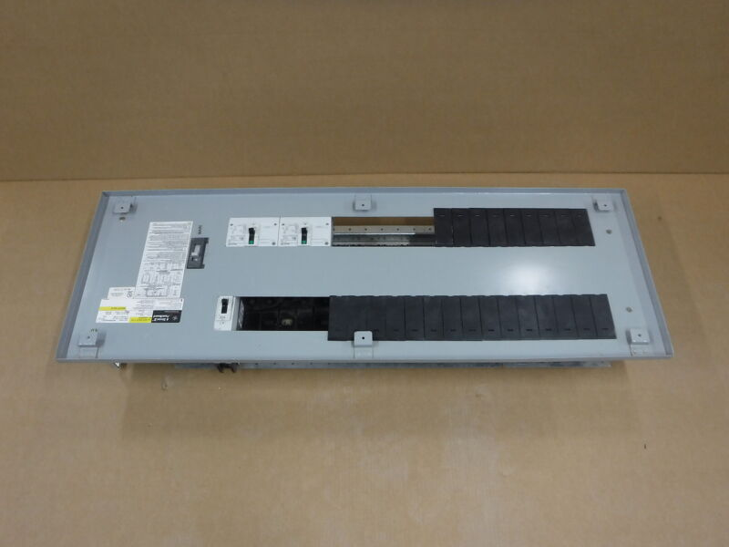 Ge Panelboard Adf3421ttx 225a 3ph 4 Wire Electrical Industrial