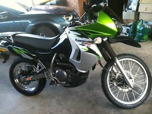 2008 KLR650 Kawasaki (Gen 11) Good Condition Hobart CBD Hobart City Preview