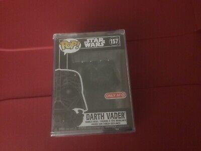 Funko Pop! Star Wars - Darth Vader (Futura) 157 Target Exclusive No Reserve New