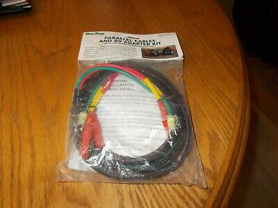 Gen Tran Parallel Cables And Rv Adapter Kit Model 30560 Brand New Sealed