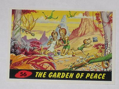 Topps Mars Attacks Trading Card 1994 Base Card NM #56 The Garden Of Peace