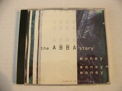 The ABBA Story; money money money      [ CD, Instrumental, 1996, Free Shipping ]