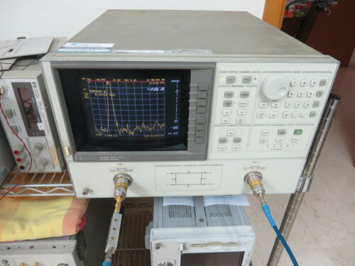 HP 8720C 50MHz-20GHz Network Analyzer