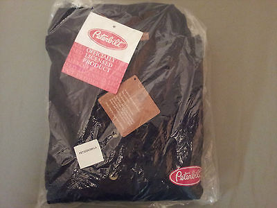 peterbilt new polo shirt mens 100% cotton