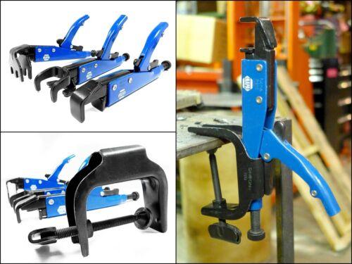 NAPA - Steck - Grip on Locking Plier Set - P800