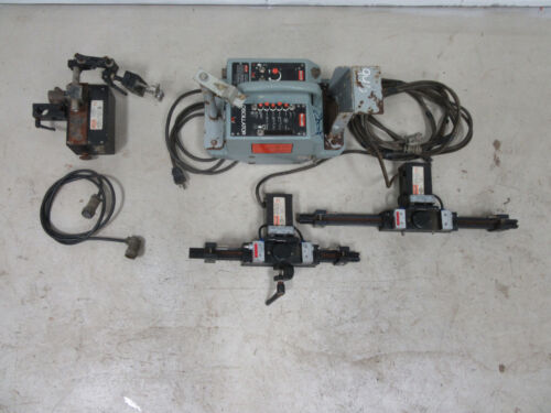 Gullco Kat Automated Welding Oscillator Carriage Track Positioner Koike Bug-O