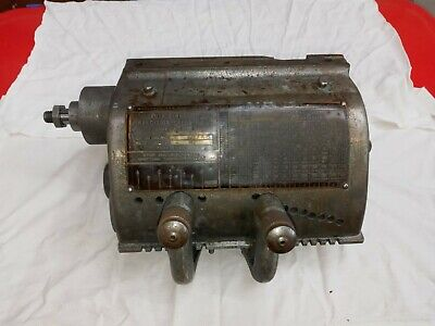 South Bend Lathe Heavy 10 10l 10r Gearbox