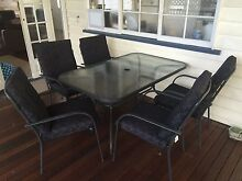 Stylish Outdoor Table and Chairs East Brisbane Brisbane South East Preview
