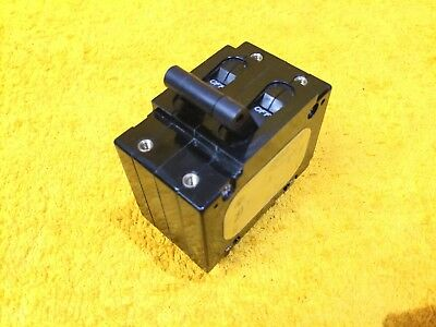 New Airpax Upl11-1-61-103 10 Amp 250 Volt 2-pole Breaker 12.5 Trip Amps