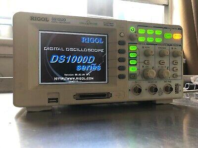 Rigol Ds1052d Digital Oscilloscope