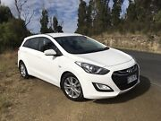 Hyundai i30 Active Touring Wagon 2013 under warranty till Sept 2018 Bellerive Clarence Area Preview