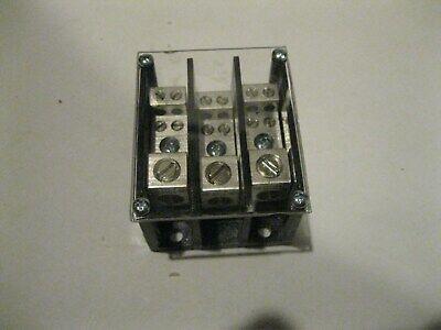 Allen Bradley 1492-pdm3141 Power Distrbution Block 600vac