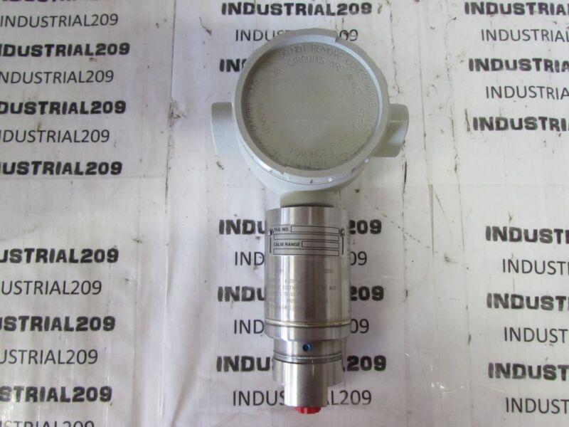 AMETEK PRESSURE TRANSMITTER PG3000-050-48 NEW