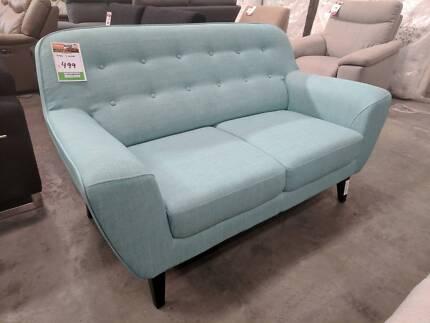 Various 2 Seat Retro Style Sofas - 60% off RRP