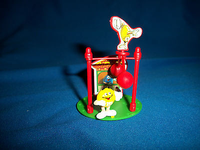 M/&M/'s COOK CHEF Yellow FIGURINE M/&M French Pocket Surprise Figure M/&Ms CULINARY
