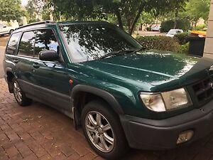 1998 Subaru Forester Wagon Glenwood Blacktown Area Preview