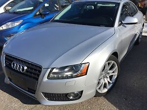 2010 Audi A5 2.0L Coupe (2 door) !! CLEAN CARPROOF !!
