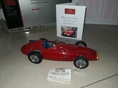 1:18 CMC M-051 Maserati 250 F Grand Prix Sieger 1957
