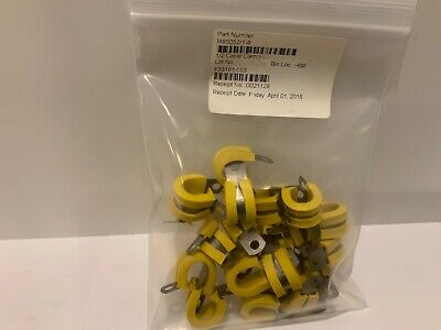 18-pack Aircraft Military Spec Cable Clamp 12 Pn M850521-8. G27