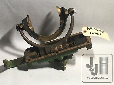 Genuine Used John Deere 60 Tractor Clutch Fork Assembly A4360r A4361r Ab4823r