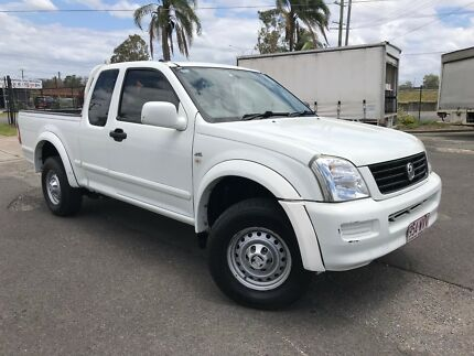 06 HOLDEN RODEO EXTRA CAB UTE CHEAP Shailer Park Logan Area Preview