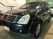 2010 Ssangyong Rexton II RX270 XVT SPR AWD Automatic SUV Eagle Farm Brisbane North East Preview