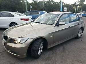 2008 BMW 320i Luxury -Low Kms - Auto - SAT NAV - Bluetooth - Driveaway Birkdale Redland Area Preview