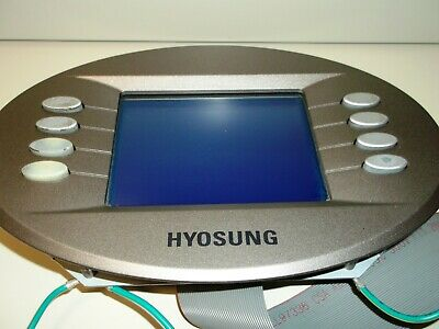 Hyosung Tranax Ds-1100 Complete Display W Cable