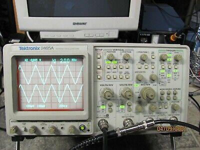 A5 PCB Tektronix 670-7279  for 2445 2465 Oscilloscopes