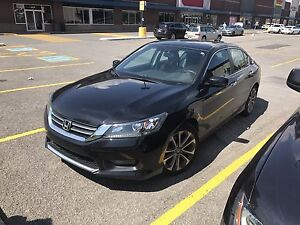 Honda Accord 2014 only 395$ tax in lease