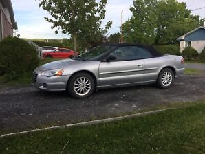 Chrysler sebring grand Touring 2004