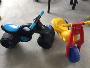 Balance bike and trike in great condition Coolum Beach Noosa Area Preview