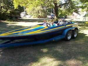 Jet Boat ski/race anthony craft 454 chev panther jet Redland Bay Redland Area Preview