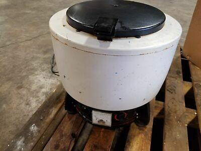 IEC HN-SII Adjustable Centrifuge with 4 Buckets & Rotor