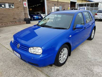 2002 Volkswagen Golf SE Hatch Auto 137kms Alloys (Drives Well)